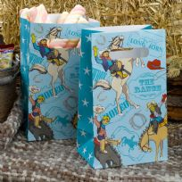 Wild West Cowboys Party Bags (5)